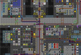 aft primary hallway-central