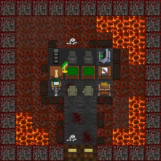 devil office